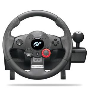 Logitech Driving Force GT Racing Wheel