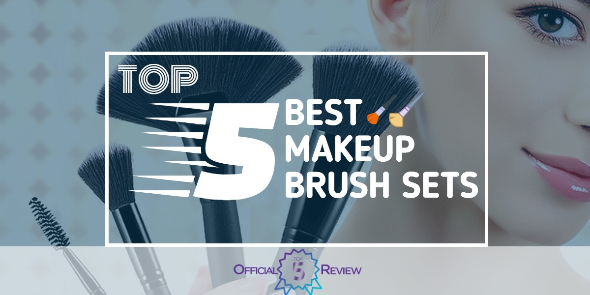Makeup Brush Sets - Featured Image