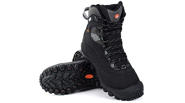 Manfen Women's Mid-Rise Waterproof Hiking Boot