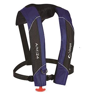 Onyx Automatic Manual Inflatable PFD Life Jacket