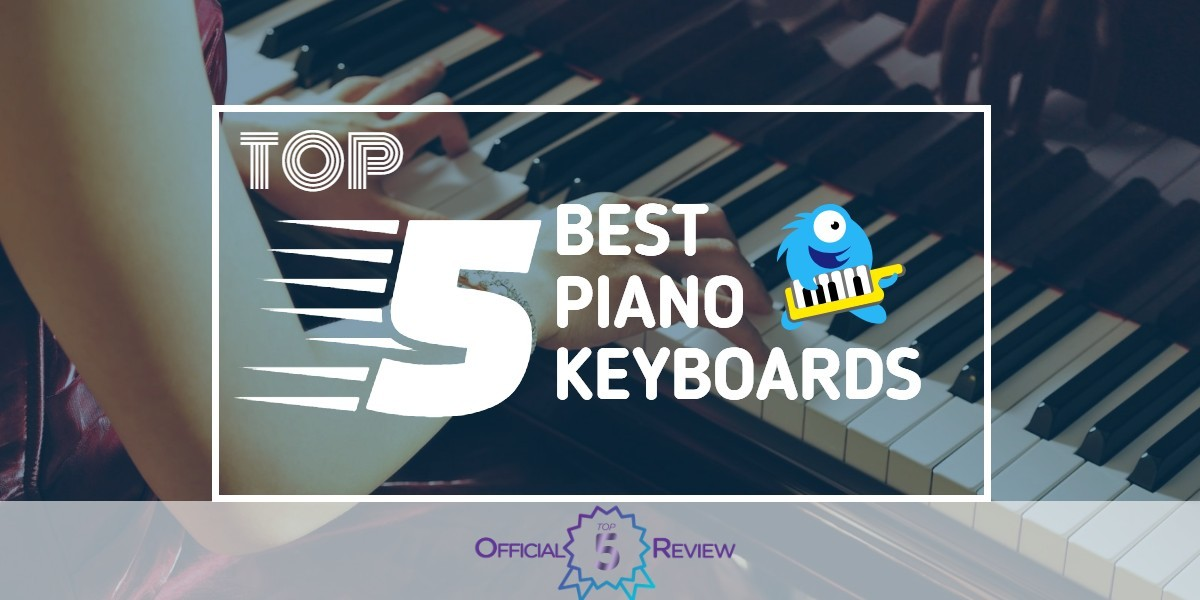 Piano Keyboards - Featured Image