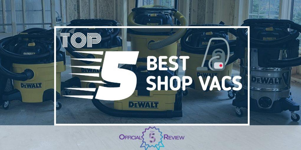 Shop Vacs - Featured Image