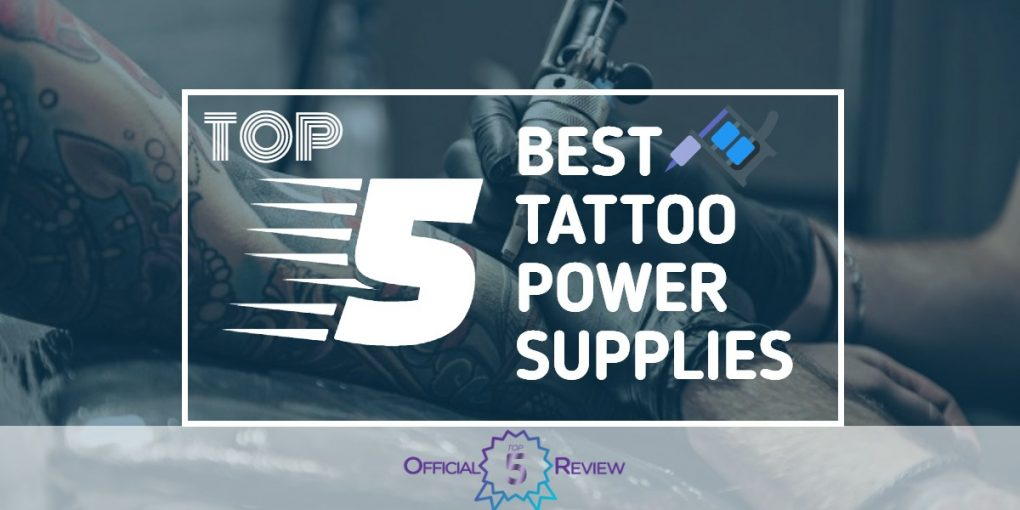 Tattoo Power Supplies - Featured Image