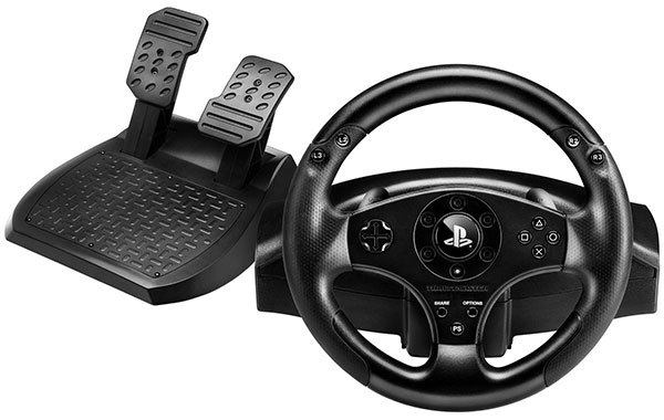 Thrustmaster T80 RS Racing Wheel for PC