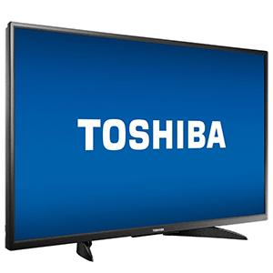 Toshiba 50LF621U19 50-inch 4K Ultra HD Smart LED TV