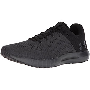 Under Armour Mens Micro G Pursuit 4E Width Running Shoe