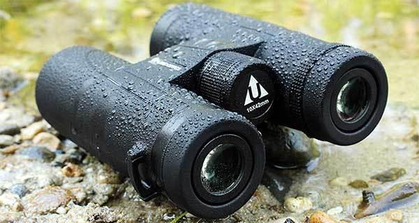 Upland Optics Perception HD Hunting Binoculars