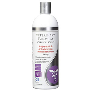 Veterinary Formula Clinical Care Medicated Shampoo