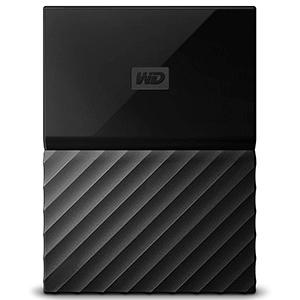 Western Digital 4TB Black Portable External Hard Drive