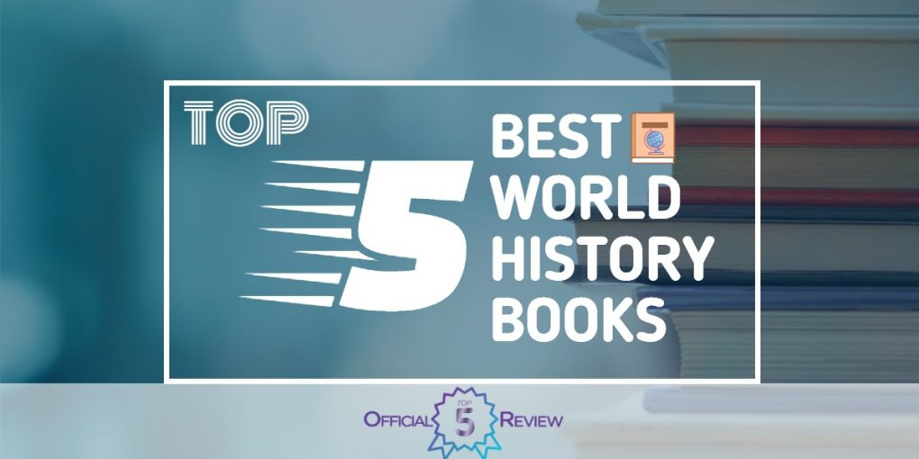 World History Books - Featured Image