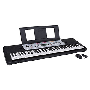 Yamaha YPT260 61-Key Portable Keyboard