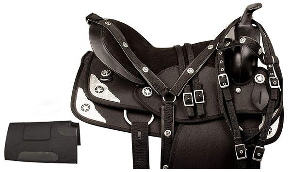 AceRugs Pleasure Trail Horse Saddle
