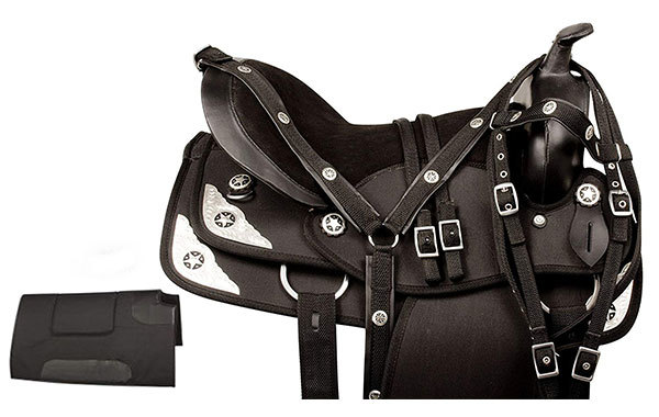 AceRugs Pleasure Trail Horse Saddle