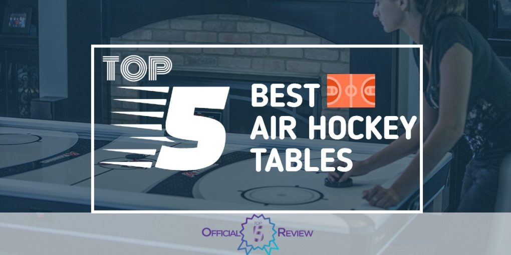 Air Hockey Tables - Featured Image