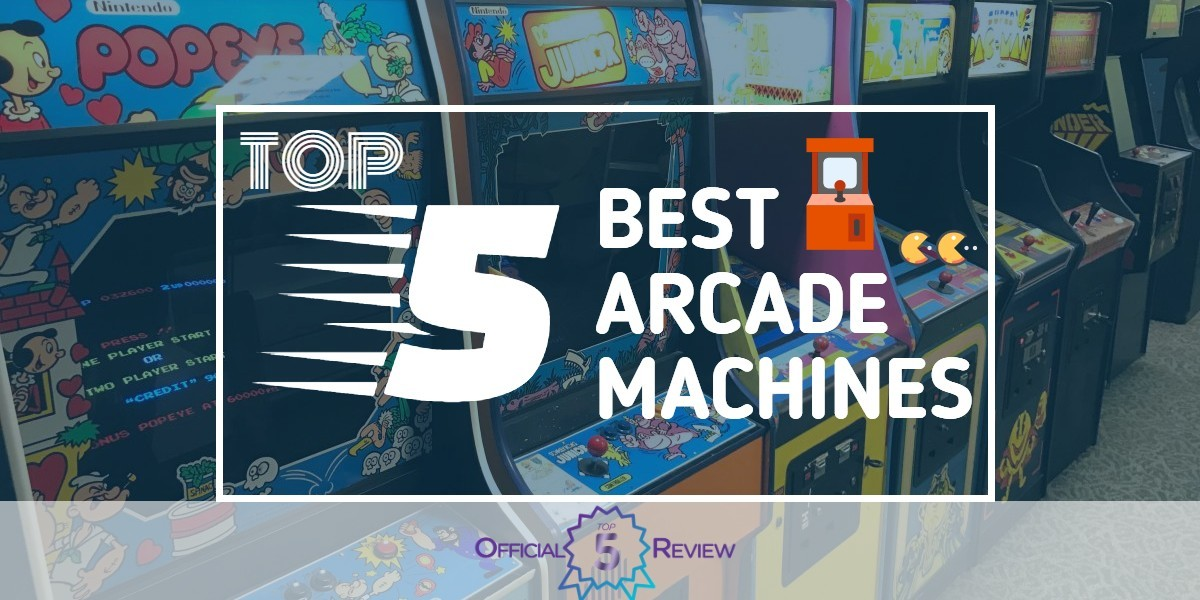 Arcade Machines - Featured Image