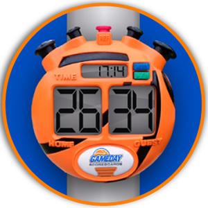 Basketball Hoops Scoreboard
