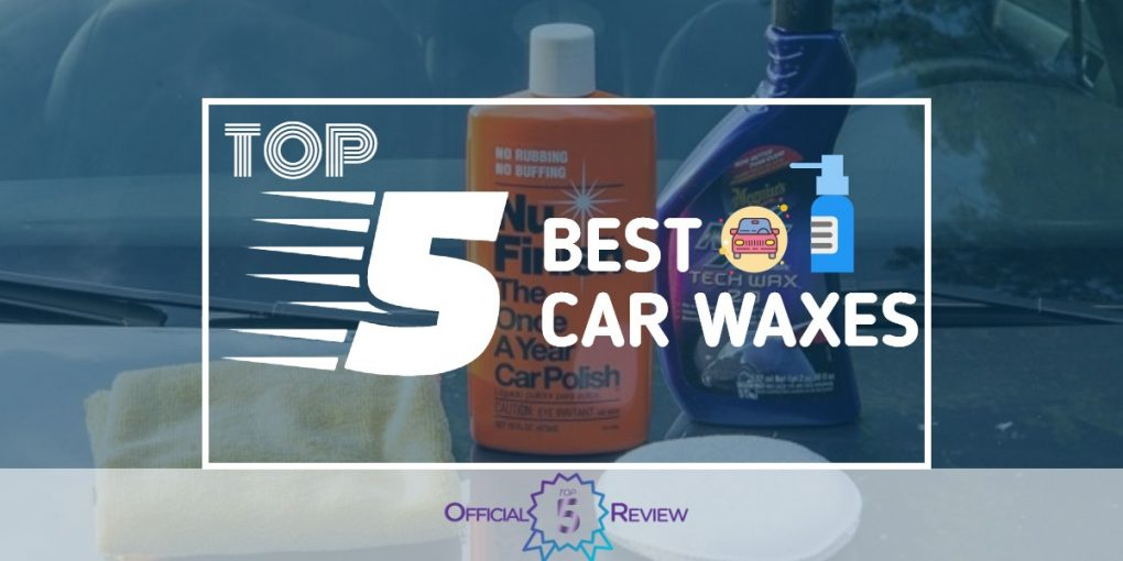 Car Waxes - Featured Image