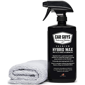 CarGuys Hybrid Wax Sealant