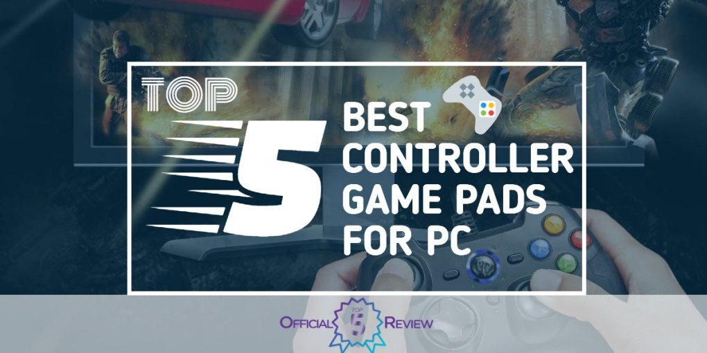 Controller Game Pads For PC - Featured Image