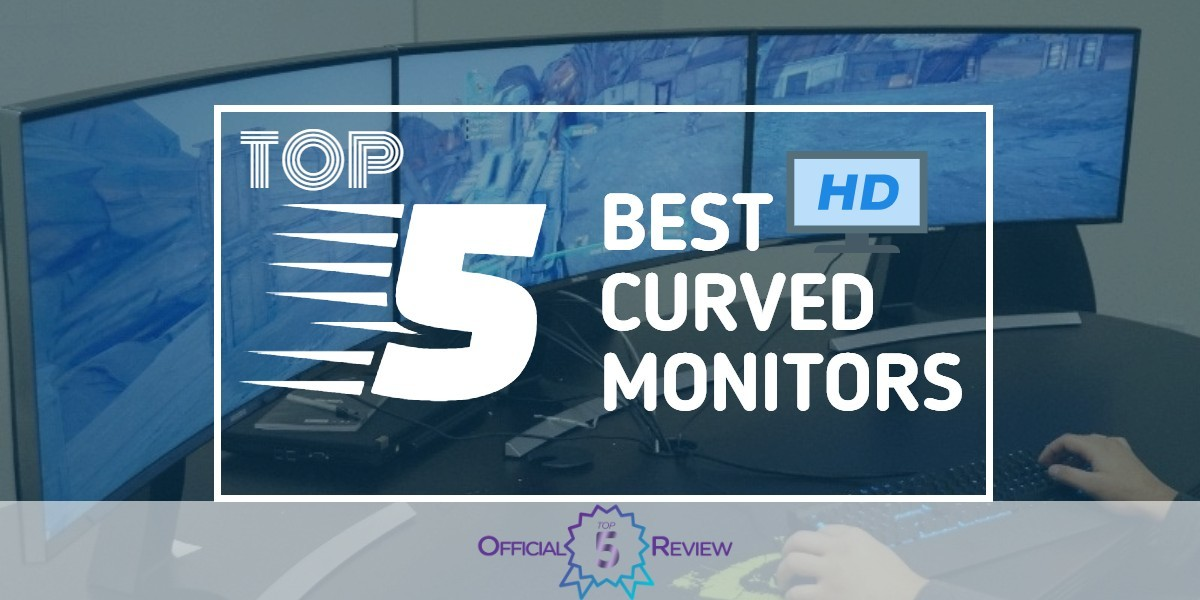 Curved Monitors - Featured Image