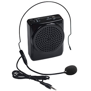 DuaFire Voice Amplifier Portable Microphone