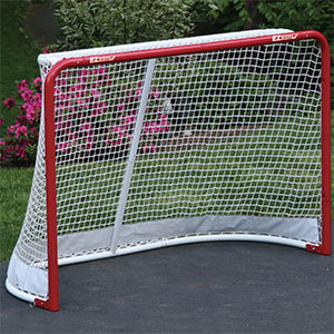 EZGoal Hockey Folding 2-Inch Pro Goal
