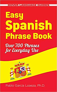 Easy Spanish Phrase Book (NEW EDITION)