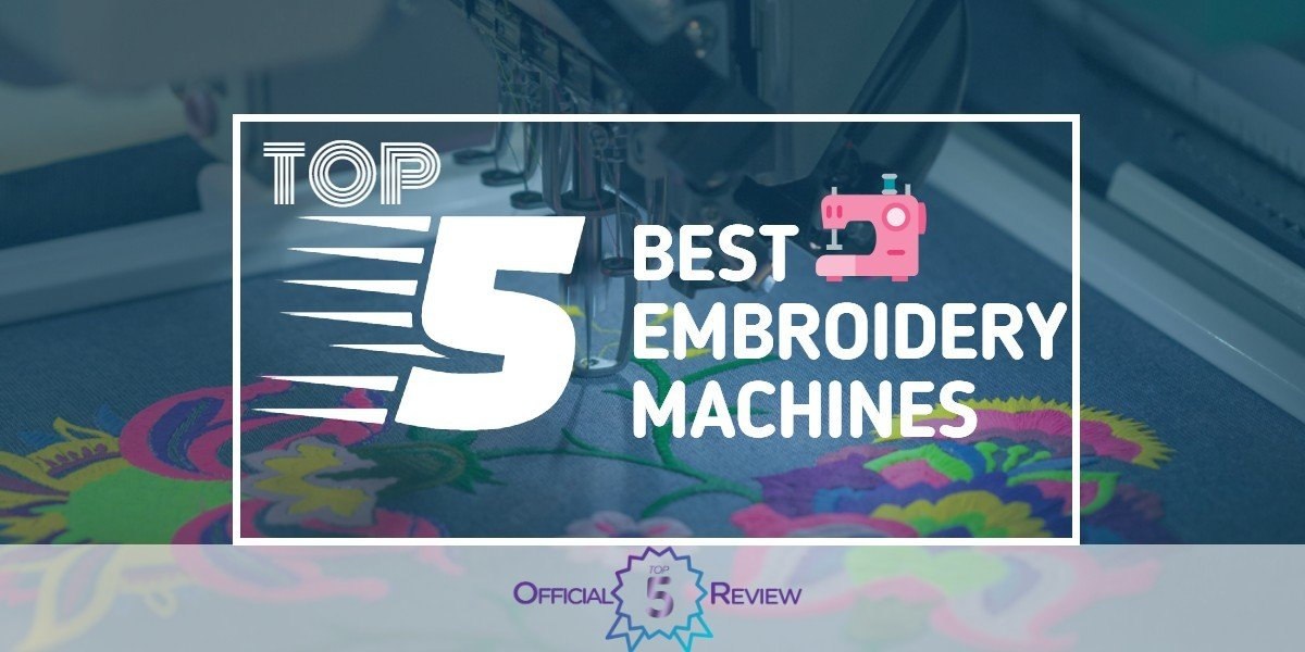 Emboidery Machines - Featured Image