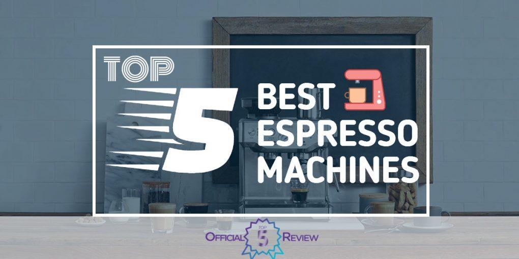 Espresso Machines - Featured Image