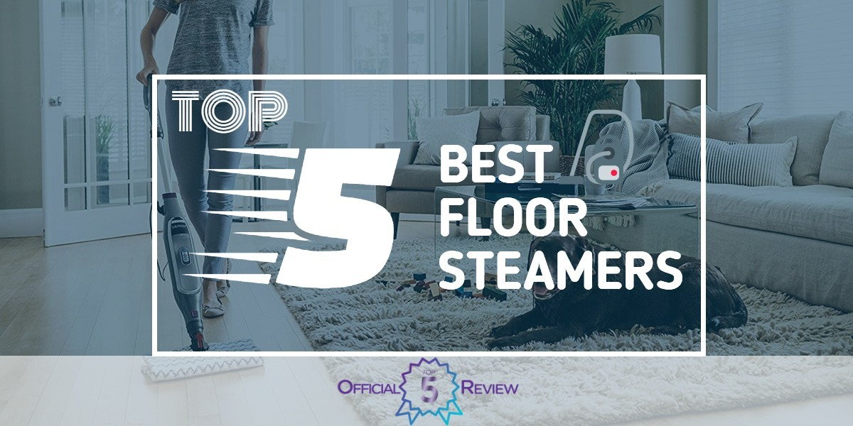 Floor Steamers - Featured Image