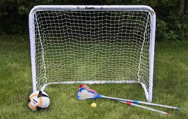 Franklin Sports Steel Goal - Portable Net