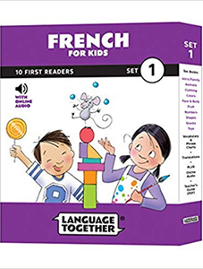 French for Kids: 10 First Reader Books