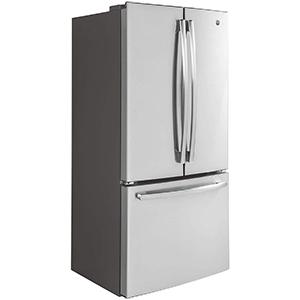 GE GWE19JSLSS Counter Depth French Door Refrigerator