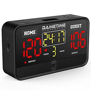 Game-Time Multi-Sport Portable I/O Scoreboard