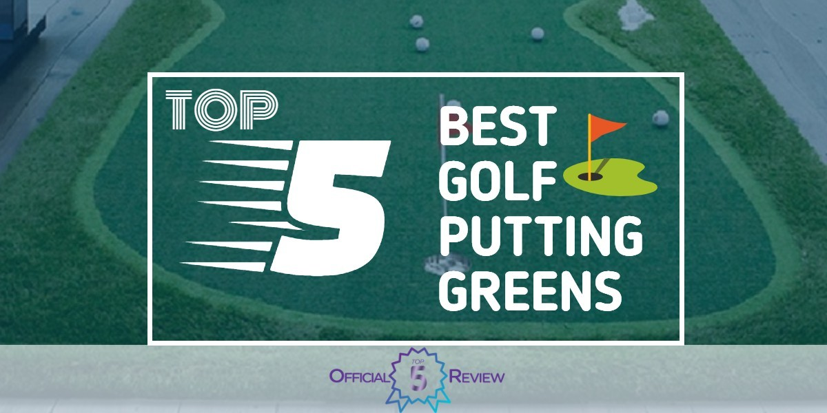 Golf Putting Greens - Featured Image