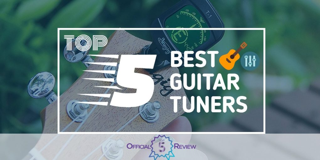 Guitar Tuners - Featured Image