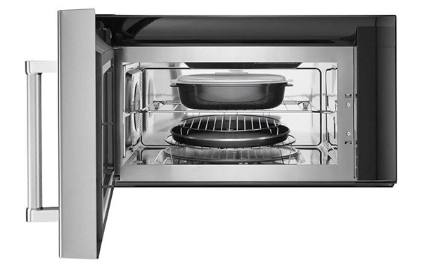 The 5 Best Over The Range Microwaves For 2019   Official Top
