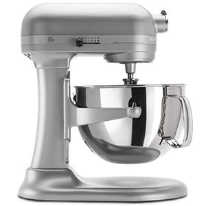 KitchenAid KP26M1XNP 600 Series Stand Mixer