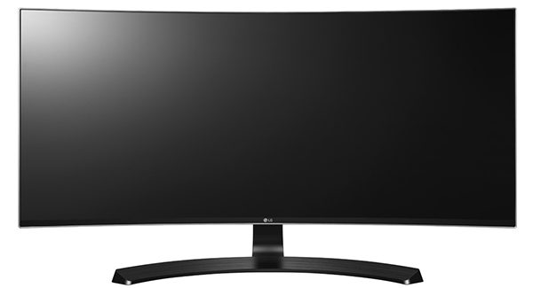 LG 34UC80-B 34-Inch Curved Ultra Wide QHD IPS Monitor