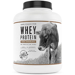 Levels Grass Fed Whey Protein