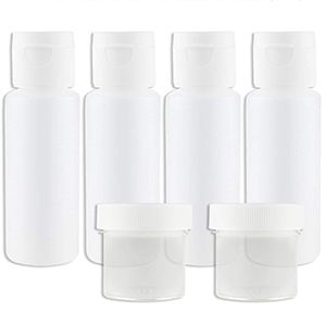 Lingito Travel Bottles Set
