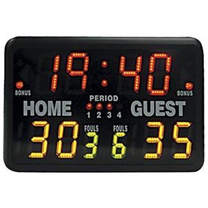 MacGregor SK2229R Multi-Sport Indoor Scoreboard