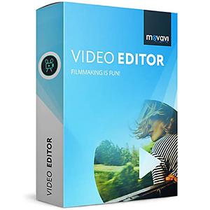 Movavi Video Editor 14 Personal Edition