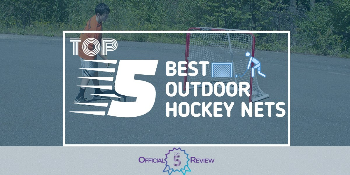 Outdoor Hockey Nets - Featured Image