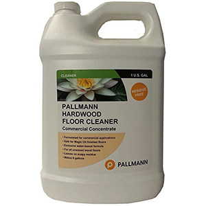 Pallmann Hardwood Floor Cleaner