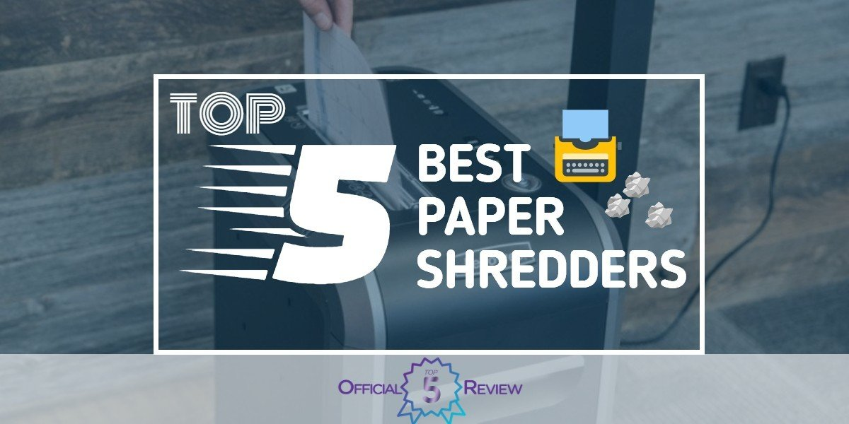 Paper Shredders - Featured Image