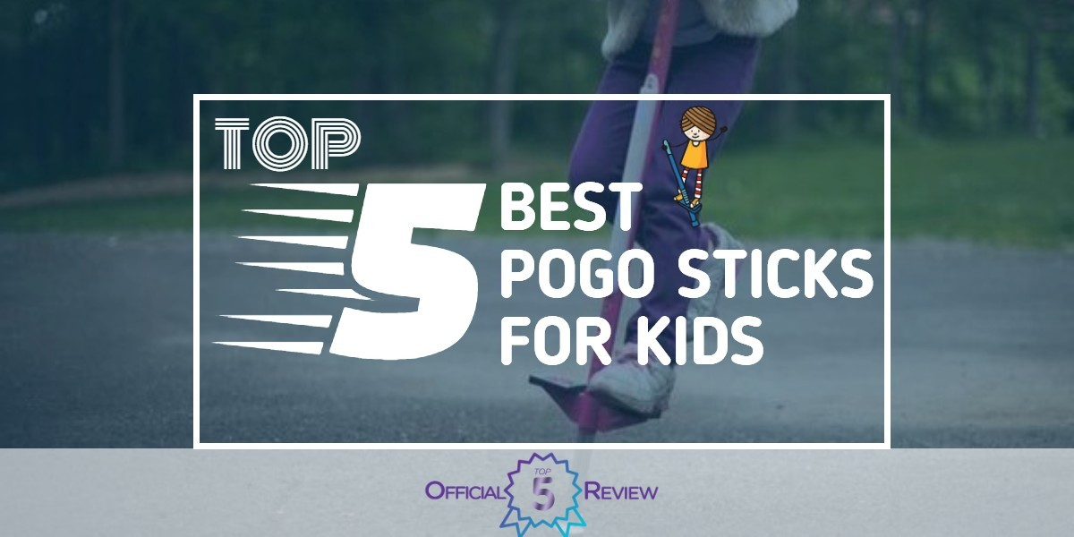 Pogo Sticks For Kids - Featured Image