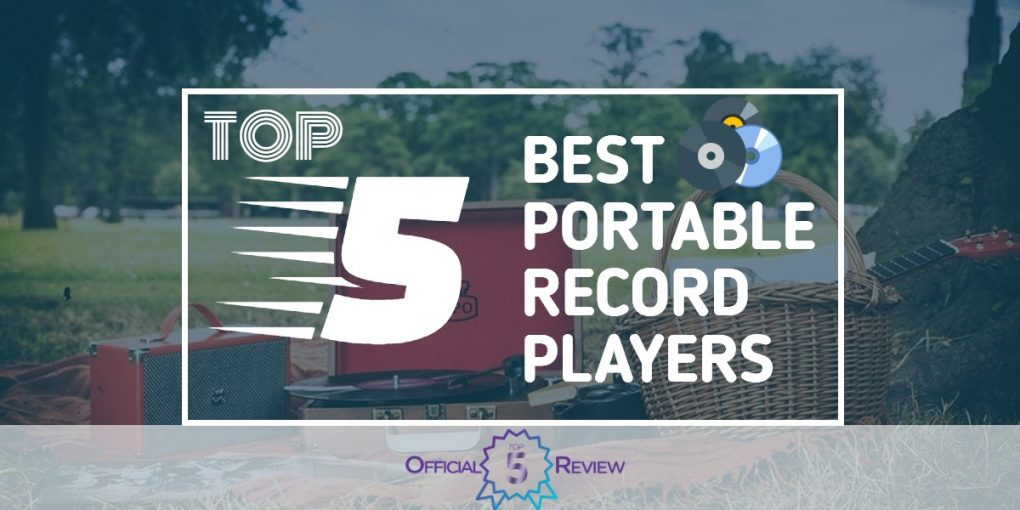 Portable Record Players - Featured Image