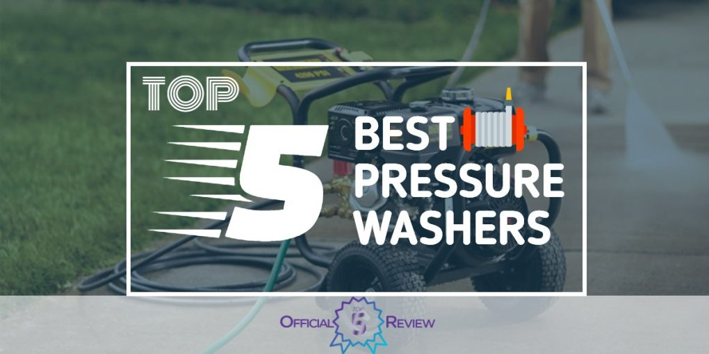 Pressure Washers - Featured Image
