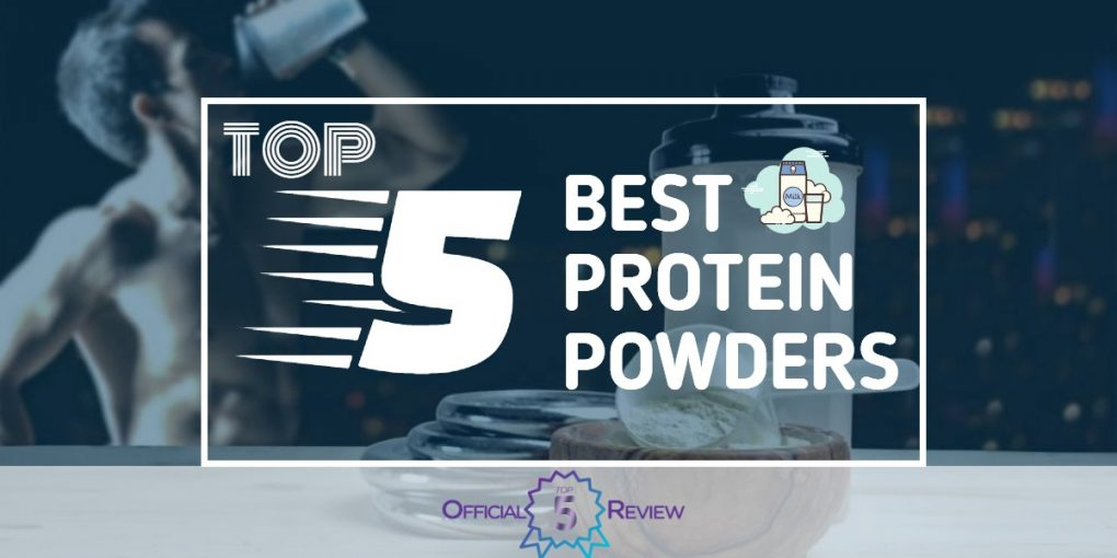 Protein Powders - Featured Image